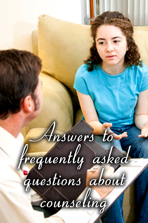 Frequently Asked Questions about Counseling